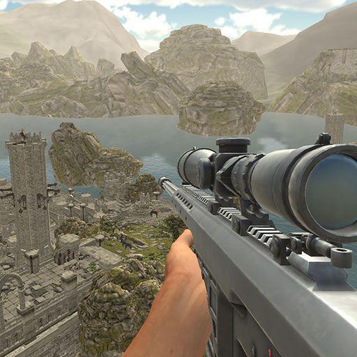 Fantasy Sniper Rifle