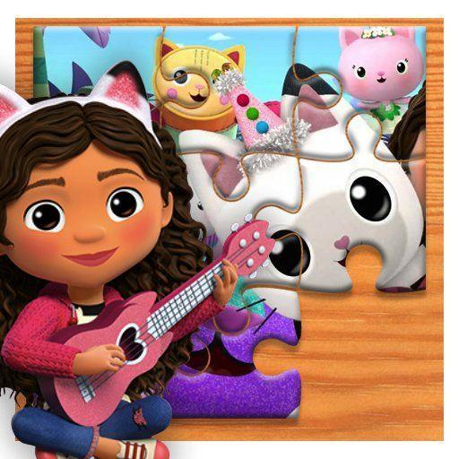 Gabbys Dollhouse Jigsaw Puzzle