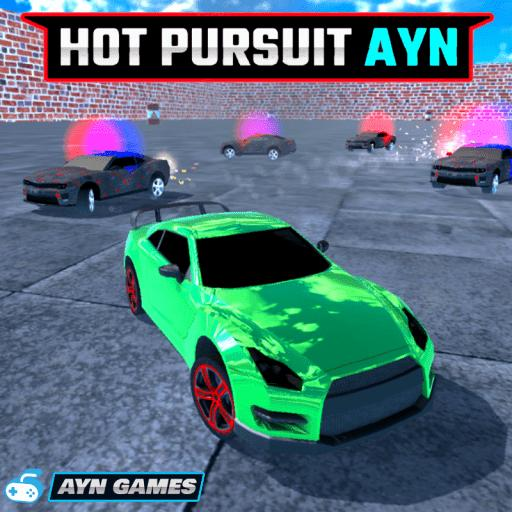 Hot Pursuit Ayn