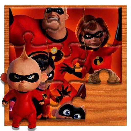 Incredibles Jigsaw Puzzle