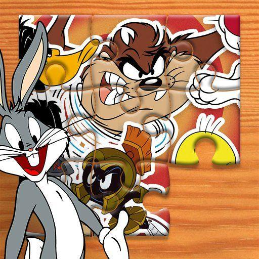Looney Tunes Jigsaw Puzzle