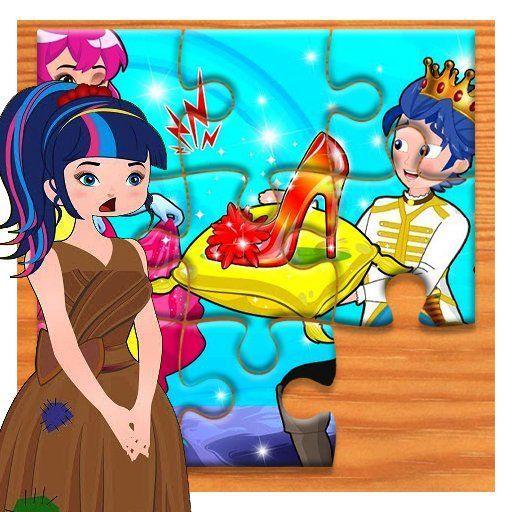 Princess SM Story Jigsaw Puzzle
