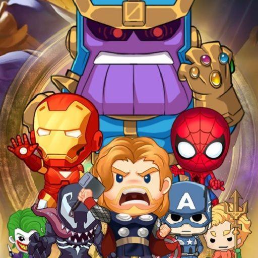 SUPERHEROES.IO